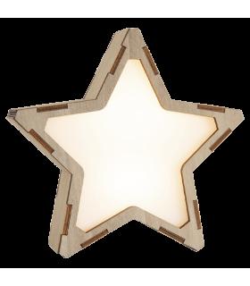 Lampade Stella Personalizzata Il tuo design - Vintiun